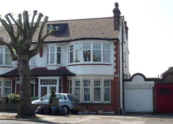 Thumbnail 5 bed flat for sale in Broomfield Lane, Palmers Green, London