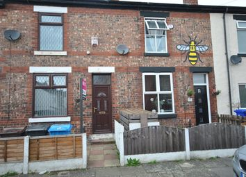 Thumbnail 2 bed terraced house for sale in Scotta Road, Eccles Manchester