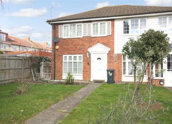 Thumbnail 3 bed semi-detached house for sale in Bassett Way, Greenford