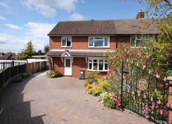 Thumbnail 3 bed semi-detached house to rent in Sussex Drive, Kidsgrove, Stoke-On-Trent