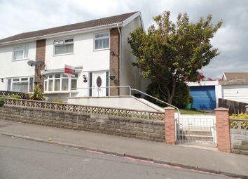 Thumbnail 3 bed semi-detached house for sale in Nibloe Terrace, Penydarren, Merthyr Tydfil
