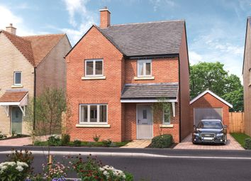 Thumbnail 3 bed detached house for sale in Cote Road, Aston, Bampton