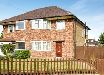 Thumbnail 3 bed semi-detached house for sale in Craigweil Drive, Stanmore, Middlesex