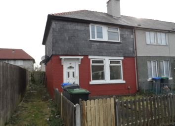 Thumbnail 2 bed end terrace house to rent in Bean Avenue, Blackpool