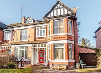 Thumbnail 8 bed semi-detached house for sale in Burton Road, West Didsbury, Didsbury, Manchester