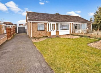 Thumbnail 2 bed semi-detached bungalow for sale in Old Mill Close, Haddenham, Aylesbury