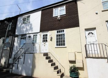 Thumbnail 2 bed terraced house for sale in Constitution Road, Chatham, Kent