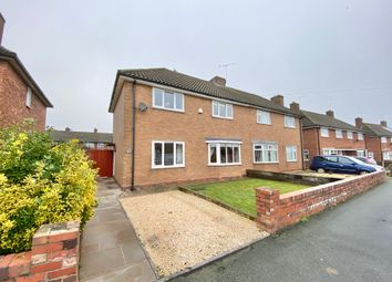Thumbnail 3 bed semi-detached house for sale in Wrexham Road, Whitchurch