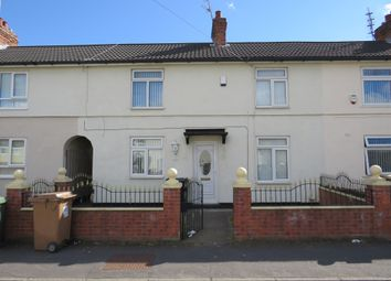 Thumbnail 3 bed terraced house for sale in Collin Road, Prenton