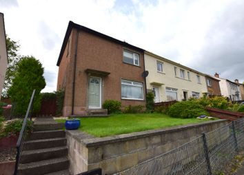 Thumbnail 3 bed end terrace house for sale in Balmoral Road, Galashiels