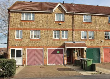 Thumbnail 3 bed terraced house for sale in Summerton Way, Thamesmead, London