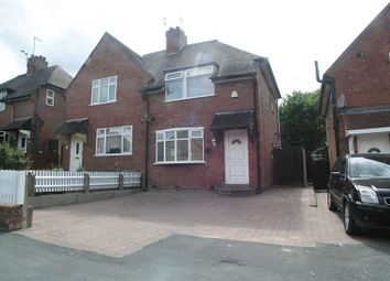 Thumbnail 3 bed semi-detached house for sale in Brierley Hill, Quarry Bank, Birch Avenue