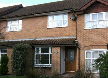 Thumbnail 2 bed terraced house to rent in Hill Top, Tonbridge