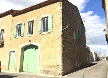 Thumbnail 3 bed end terrace house for sale in Rue De Moulin 34480, Béziers, Hérault, Languedoc-Roussillon, France