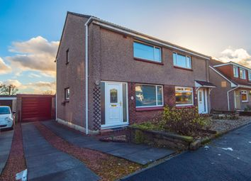 Thumbnail 2 bed semi-detached house for sale in Alloway Crescent, Bonnybridge