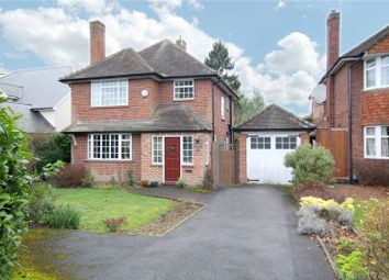 Thumbnail 4 bed detached house for sale in Simons Walk, Englefield Green, Surrey