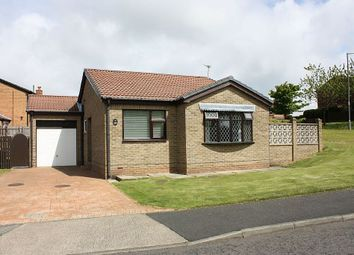 Thumbnail 2 bedroom detached bungalow for sale in Kendal Close, Peterlee, Durham