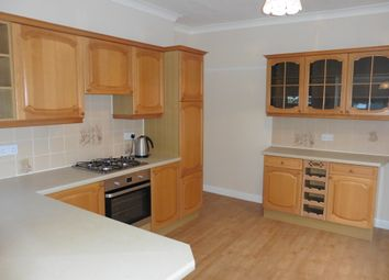 Thumbnail 2 bed bungalow to rent in Helmshore Road, Haslingden
