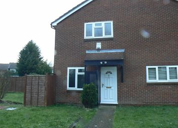 Thumbnail 1 bedroom terraced house to rent in Brantwood Way, Orpington