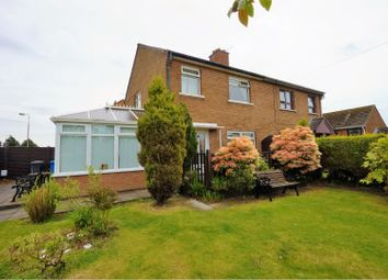 Thumbnail 3 bedroom semi-detached house to rent in Brooklands Avenue, Belfast