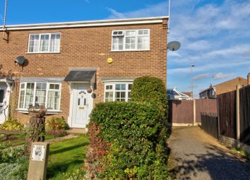 Thumbnail 2 bed end terrace house for sale in Saville Way, Warsop, Mansfield