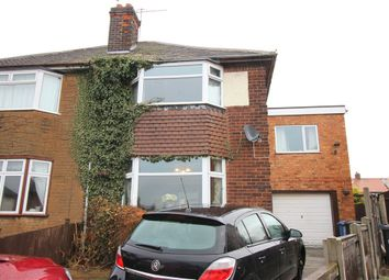 Thumbnail 4 bedroom semi-detached house for sale in Vincent Avenue, Spondon, Derby