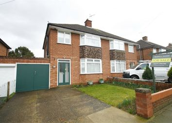 Thumbnail 3 bed semi-detached house for sale in Beechcroft Road, Ipswich, Suffolk