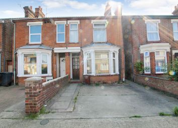 Thumbnail 3 bed semi-detached house for sale in Henslow Road, Ipswich