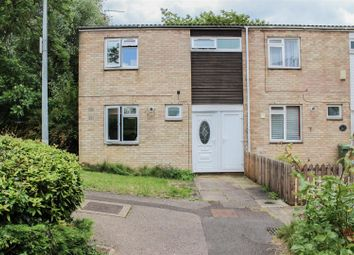 Thumbnail 3 bedroom end terrace house for sale in Middleton, Bretton, Peterborough