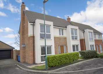 Thumbnail 4 bed detached house for sale in The Close, Church Lane, Whitburn, Sunderland