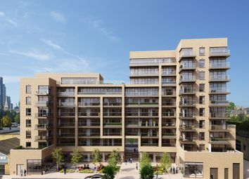 Thumbnail 2 bed flat for sale in Vallance Road, London