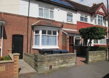 Thumbnail 7 bed terraced house for sale in Phipson Road, Sparkhill, Birmingham