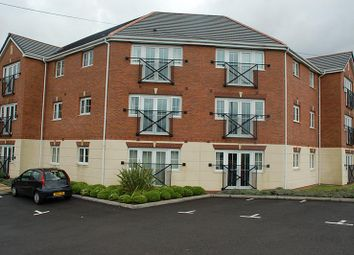 Thumbnail 2 bed flat to rent in Purlin Wharf, Netherton, Dudley