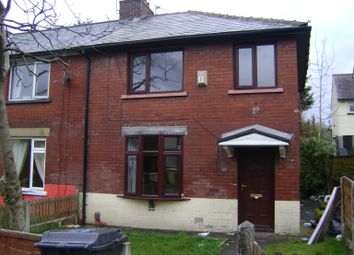 Thumbnail 3 bedroom terraced house for sale in Le Gender Street, Bolton