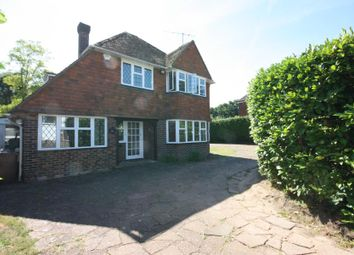 Thumbnail 4 bed detached house to rent in Merrow Woods, Guildford, Surrey