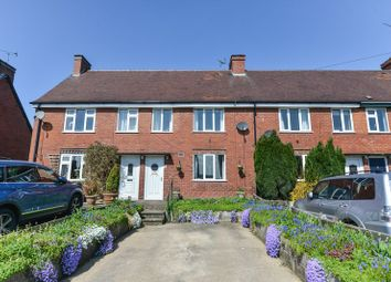 Thumbnail 3 bed town house for sale in Northcliffe Road, Ashbourne