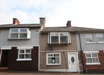 Thumbnail 3 bedroom terraced house for sale in Colinview Street, Belfast