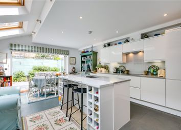 Thumbnail 4 bed terraced house for sale in Sherbrooke Road, Fulham, London