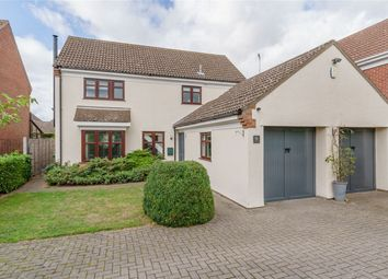 Thumbnail 5 bed detached house for sale in Sweetings Road, Godmanchester, Huntingdon