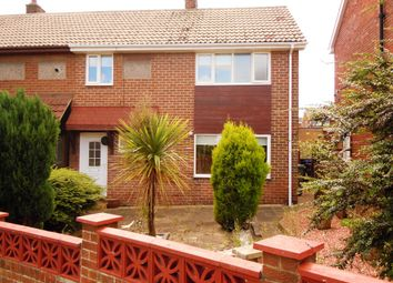 Thumbnail 3 bed semi-detached house for sale in Napier Road, Seaham