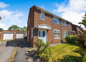 Thumbnail 2 bed semi-detached house to rent in Wear Crescent, Eaglescliffe, Stockton-On-Tees