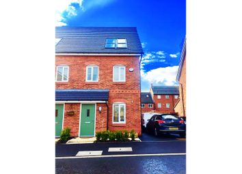 Thumbnail 3 bed semi-detached house for sale in Woodend, Liverpool
