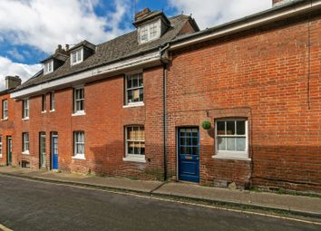 Thumbnail 3 bed terraced house for sale in St. Johns Street, Winchester