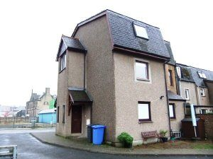 Thumbnail 2 bed flat to rent in Campbell Street Dunfermline, Fife