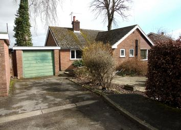 Thumbnail 3 bed bungalow to rent in Chepstow, Monmouthshire
