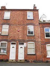 Thumbnail 3 bedroom terraced house to rent in Hart Street, Lenton, Nottingham