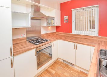 Thumbnail 3 bedroom flat for sale in 16A Carmyle Avenue, Glasgow