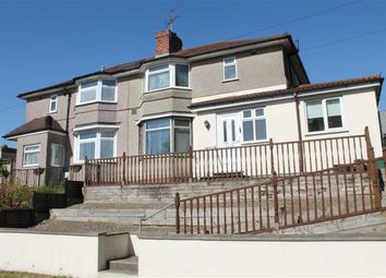 Thumbnail 4 bedroom semi-detached house for sale in Portway, Shirehampton, Bristol