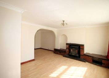 Thumbnail 3 bed end terrace house to rent in Kempe Road, Enfield