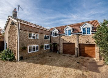 Thumbnail 6 bed cottage for sale in Lynn Road, East Winch, King's Lynn, Norfolk